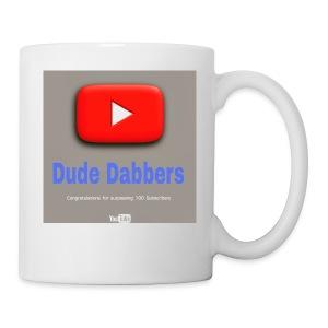 Dude Dabbers special 100 sub accessories - Coffee/Tea Mug