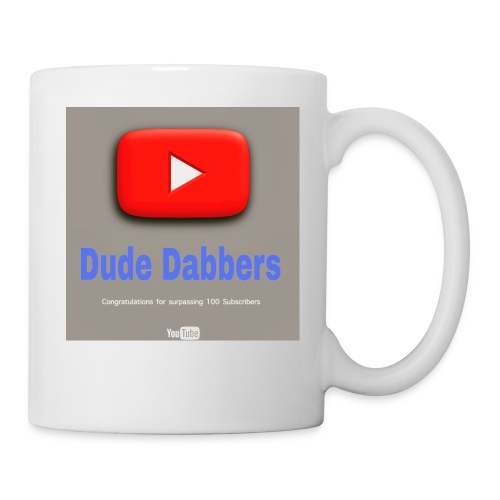 Dude Dabbers special 100 sub accessories - Coffee/Tea Mug