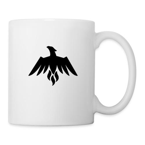Black INTZ Logo - Coffee/Tea Mug