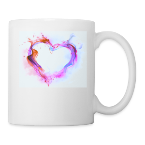 Heart of fire - Coffee/Tea Mug