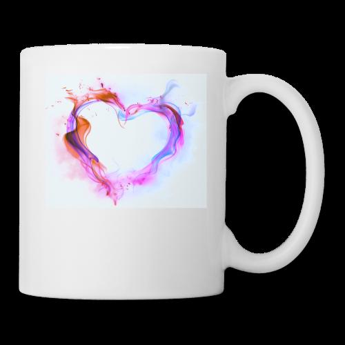 Heart of fire - Coffee/Tea Mug