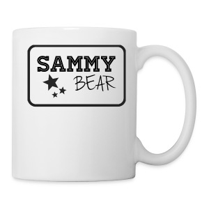 Sammy Bear - Coffee/Tea Mug