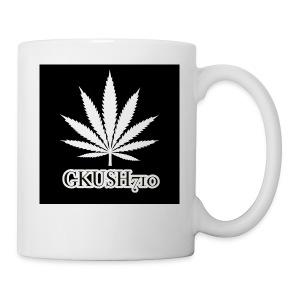 Weed Leaf Gkush710 Hoodies - Coffee/Tea Mug