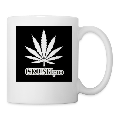 Weed Leaf Gkush710 Hoodies - Coffee/Tea Mug