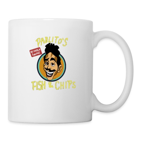 Pablitos fish and chips - Coffee/Tea Mug