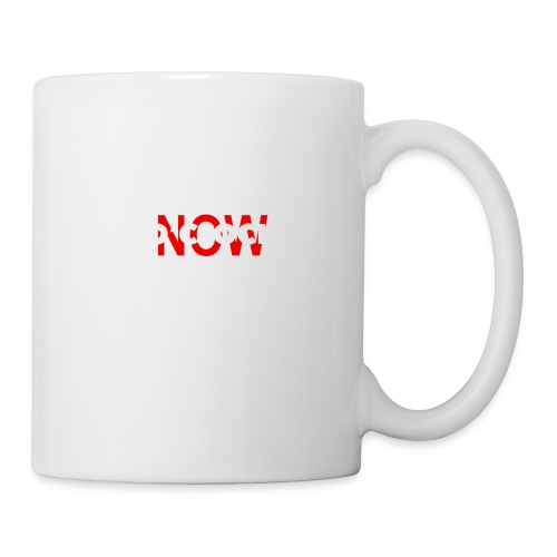 NOW o'CLOCK - Coffee/Tea Mug