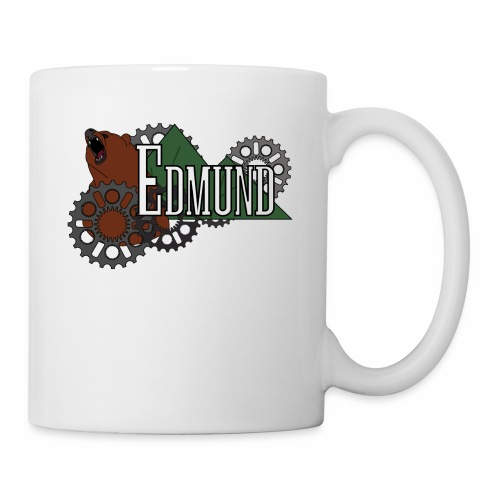 mountain bear - Coffee/Tea Mug