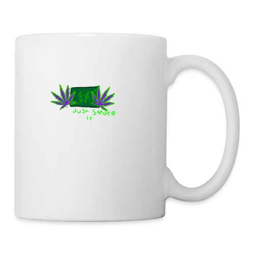 Leaf - Just Smoke It - Coffee/Tea Mug