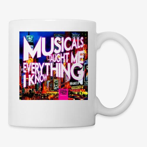 MTMEIK Cover - Coffee/Tea Mug