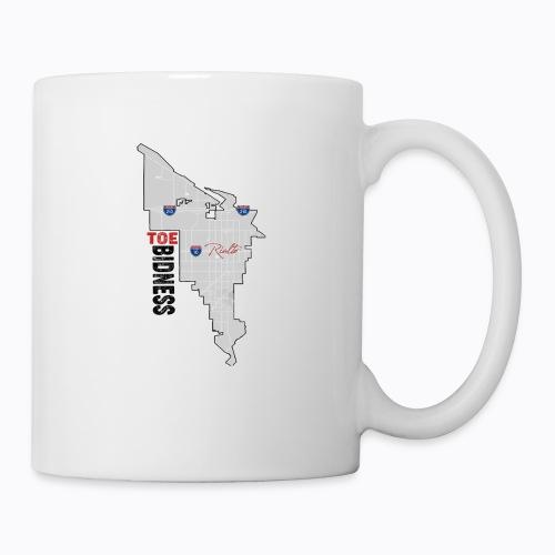 Toe Bidness - Coffee/Tea Mug