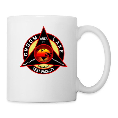 THE AREA 51 RIDER CUSTOM DESIGN - Coffee/Tea Mug