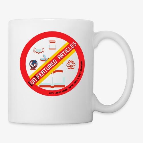 unFeatured Articles Logo - Coffee/Tea Mug