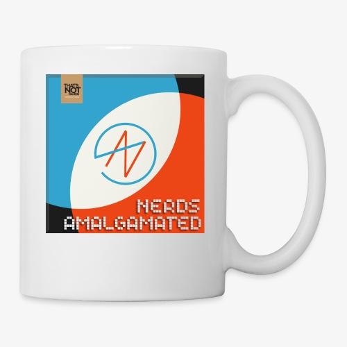 Top Shelf Nerds Cover - Coffee/Tea Mug
