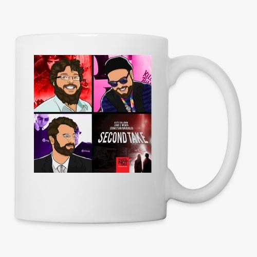 Second Take Cover - Coffee/Tea Mug