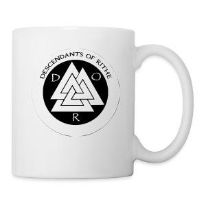 D.O.R WHITE - Coffee/Tea Mug