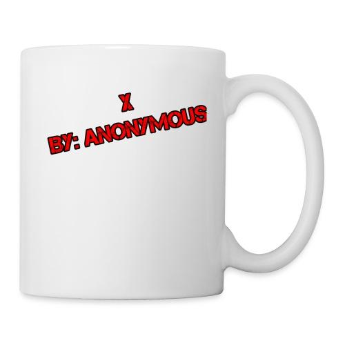 X - Coffee/Tea Mug
