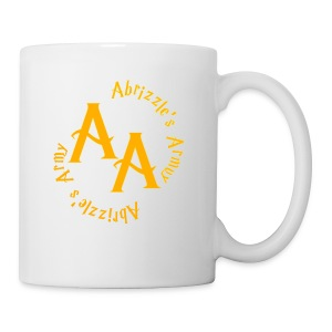 Abrizzles Army - Coffee/Tea Mug