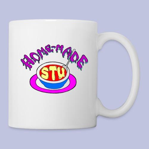 home made stu Logo - Coffee/Tea Mug