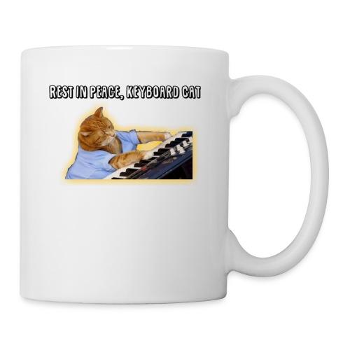 RIP Keyboard Cat - Coffee/Tea Mug