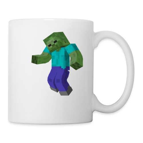 Mine-craft animation to go - Coffee/Tea Mug