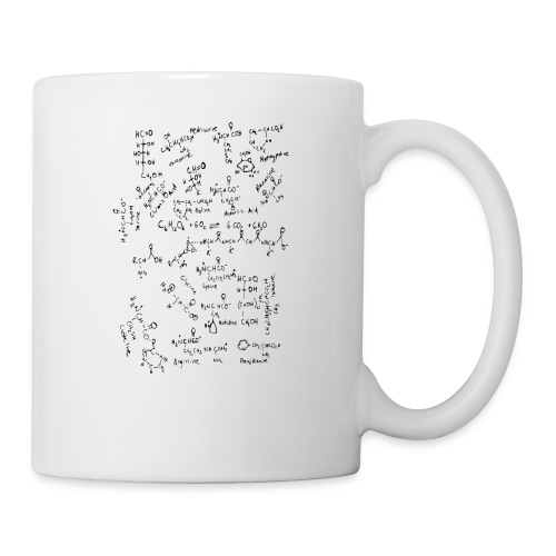 Organic chemistry: The Finale - Coffee/Tea Mug