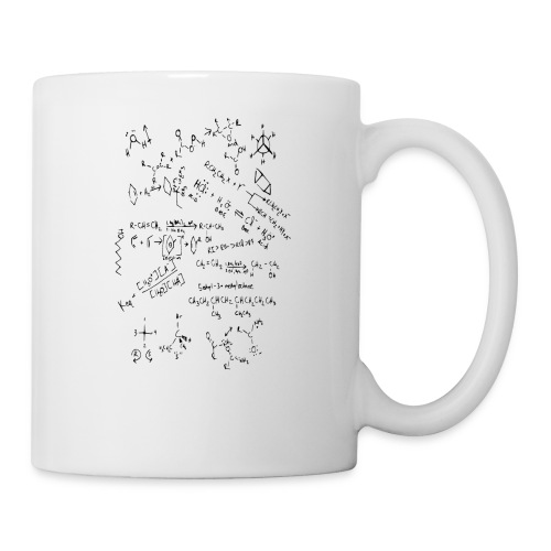 Organic chemistry first draft - Coffee/Tea Mug