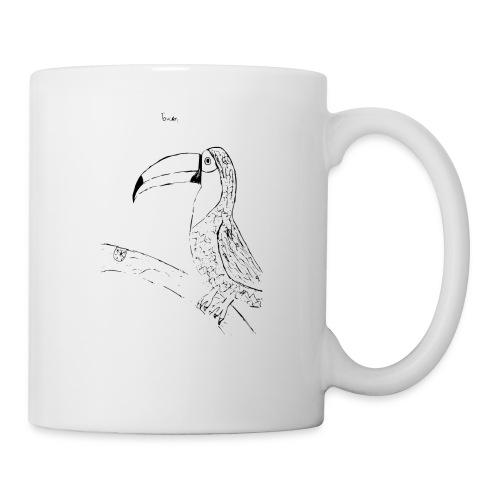 Stephen's hand drawn Toucan - Coffee/Tea Mug