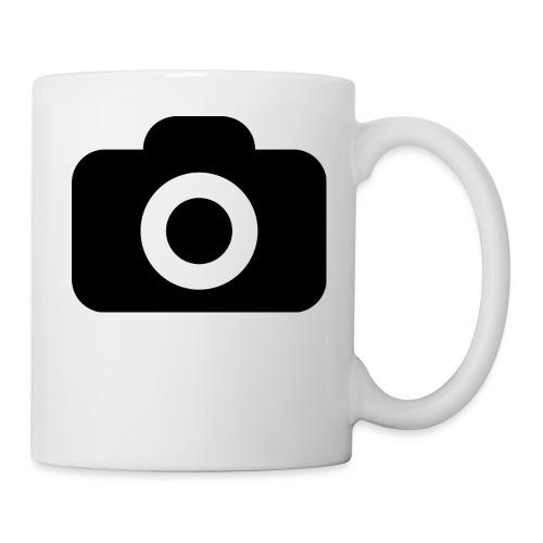 VLOGGER CAMERA - Coffee/Tea Mug
