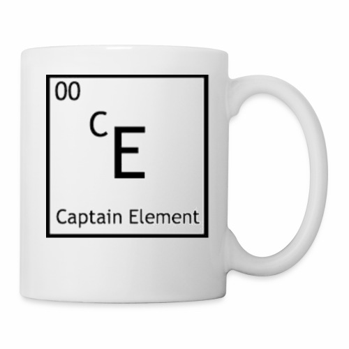 Captain Element Logo - Coffee/Tea Mug