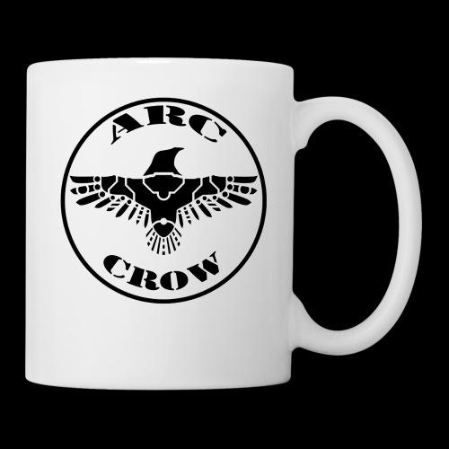 ARC CROW Logo in a circle - Coffee/Tea Mug