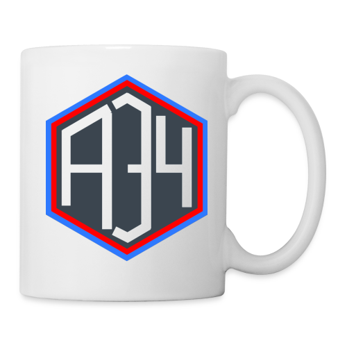 Adrian 34 LOGO - Coffee/Tea Mug