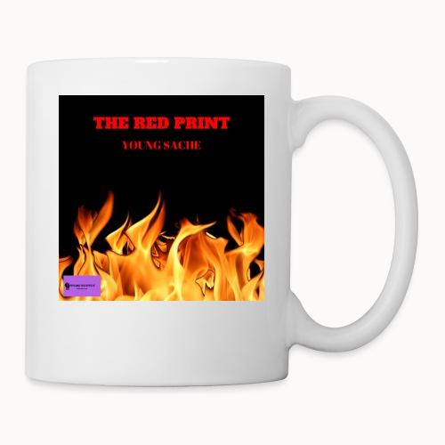 THE RED PRINT - Coffee/Tea Mug