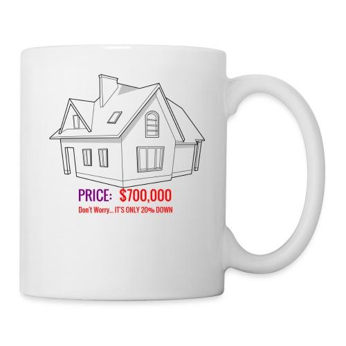 Fannie & Freddie Joke - Coffee/Tea Mug