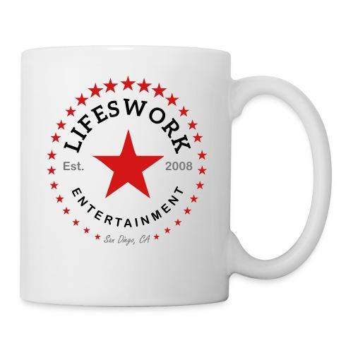 Lifeswork Entertainment - Coffee/Tea Mug