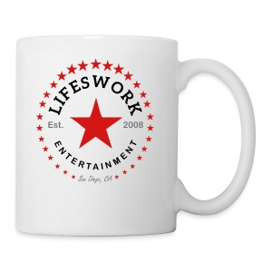 Lifeswork Entertainment - Coffee/Tea Mug