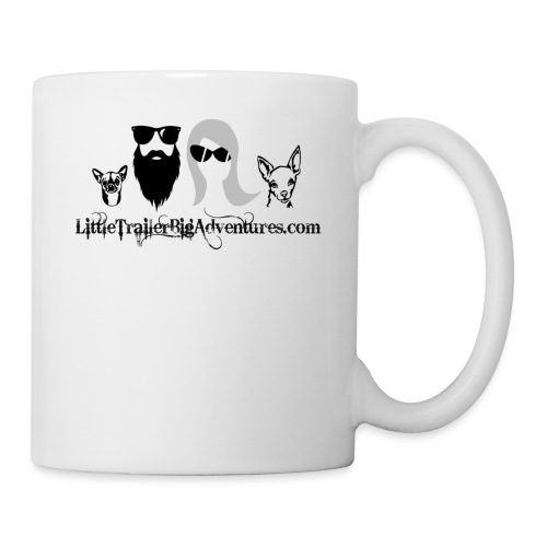 LTBA Heads Logo - Coffee/Tea Mug