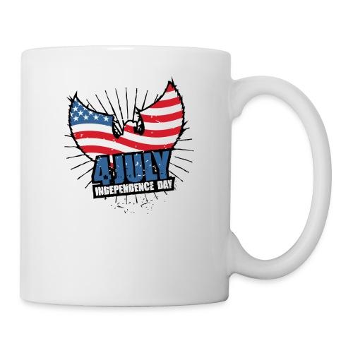 independence day - Coffee/Tea Mug