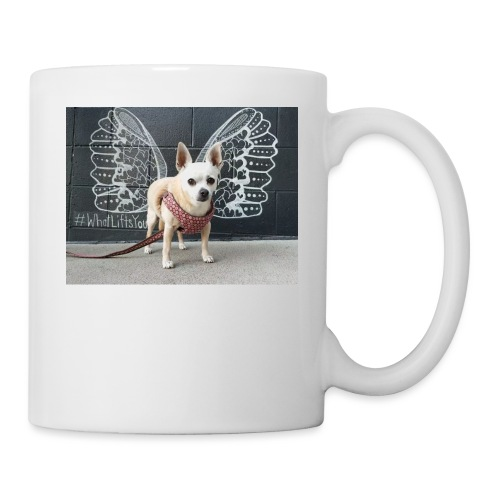 What Lifts You - Coffee/Tea Mug
