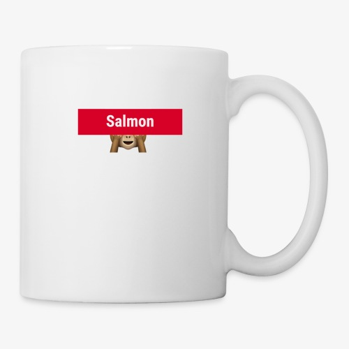 Salmon Monkey - Coffee/Tea Mug