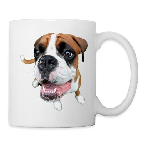Boxer Rex the dog - Coffee/Tea Mug
