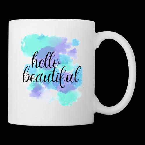 Hello Beautiful Coffee Cup/Mug - Coffee/Tea Mug