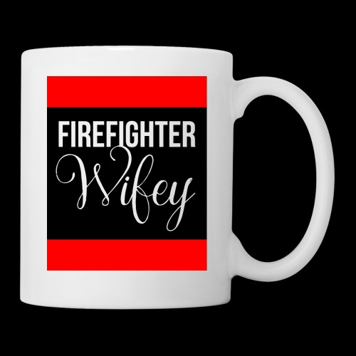 Firefighter Wifey Coffee Mu/Cup - Coffee/Tea Mug