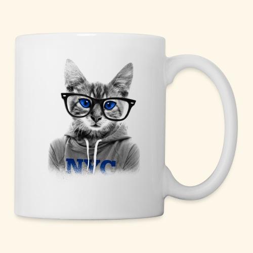 smart cat - Coffee/Tea Mug