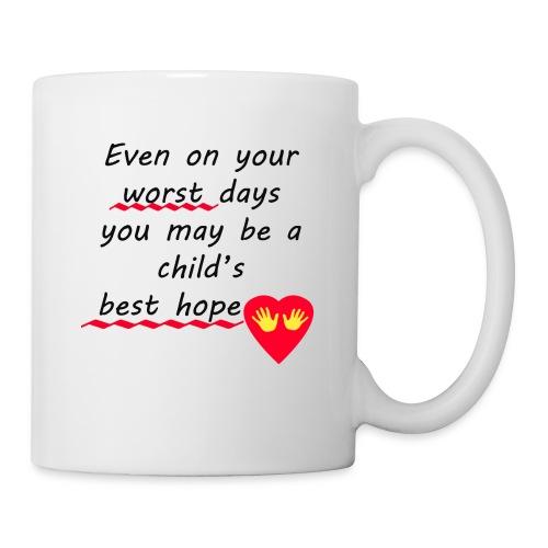 Child s Best Hope - Coffee/Tea Mug