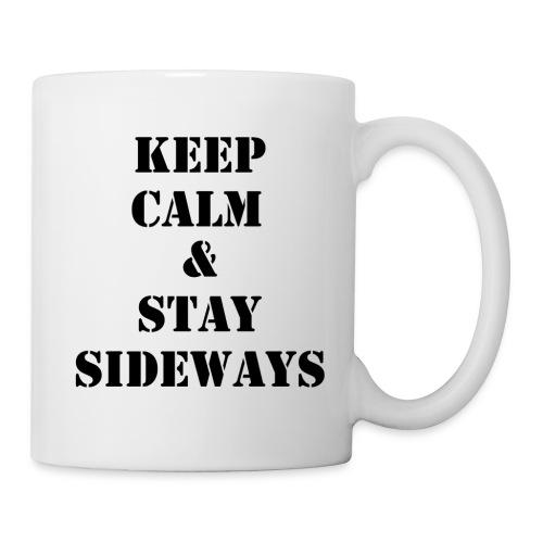 keepcalmstaysidways - Coffee/Tea Mug