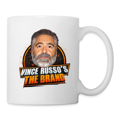 Vince Brand Logo - Coffee/Tea Mug