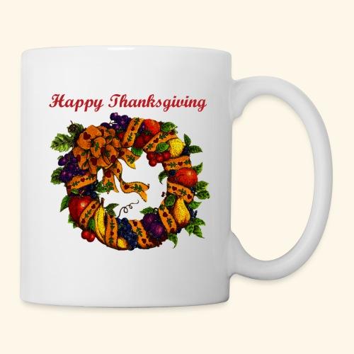 Happy Thanksgiving 1 - Coffee/Tea Mug
