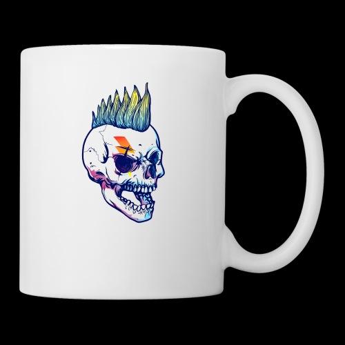 calavera cresta - Coffee/Tea Mug