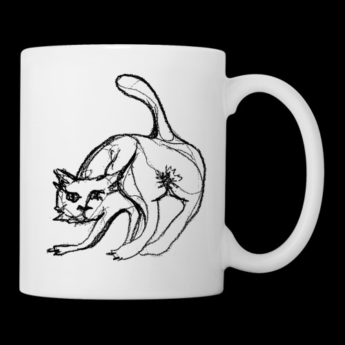 brown eye - Coffee/Tea Mug