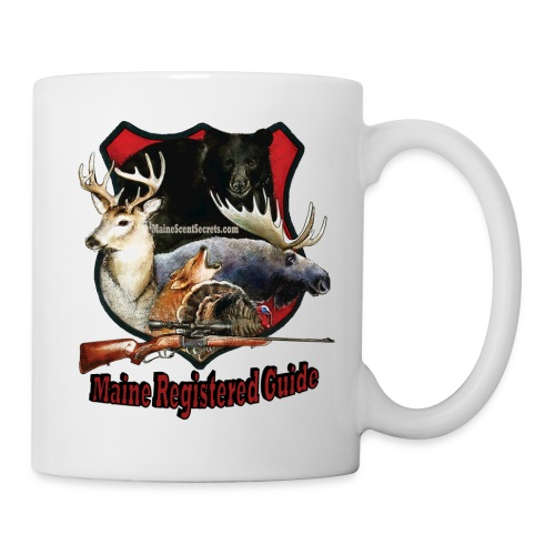 Maine Registerd Guide - Coffee/Tea Mug